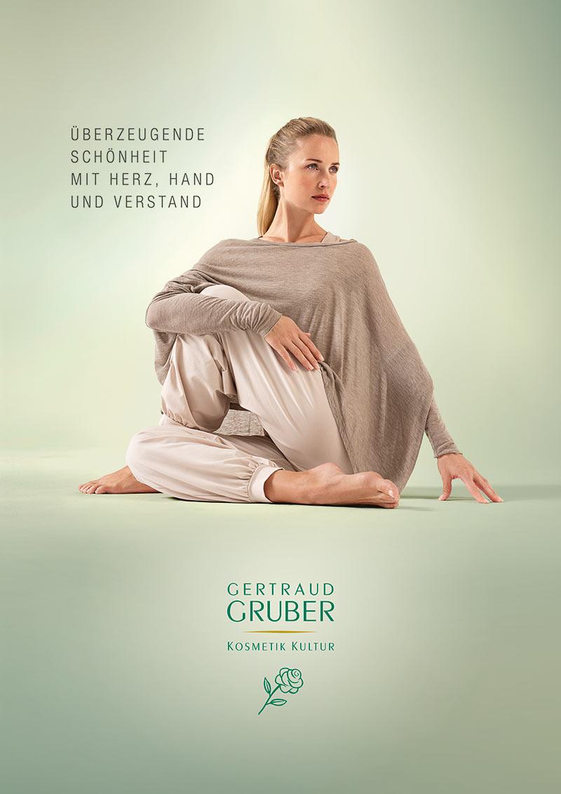 Gertraud Gruber überzeugende Schönheit