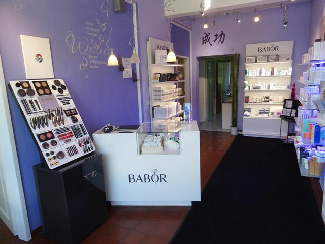 Unser Eingangs- und Verkaufsbereich